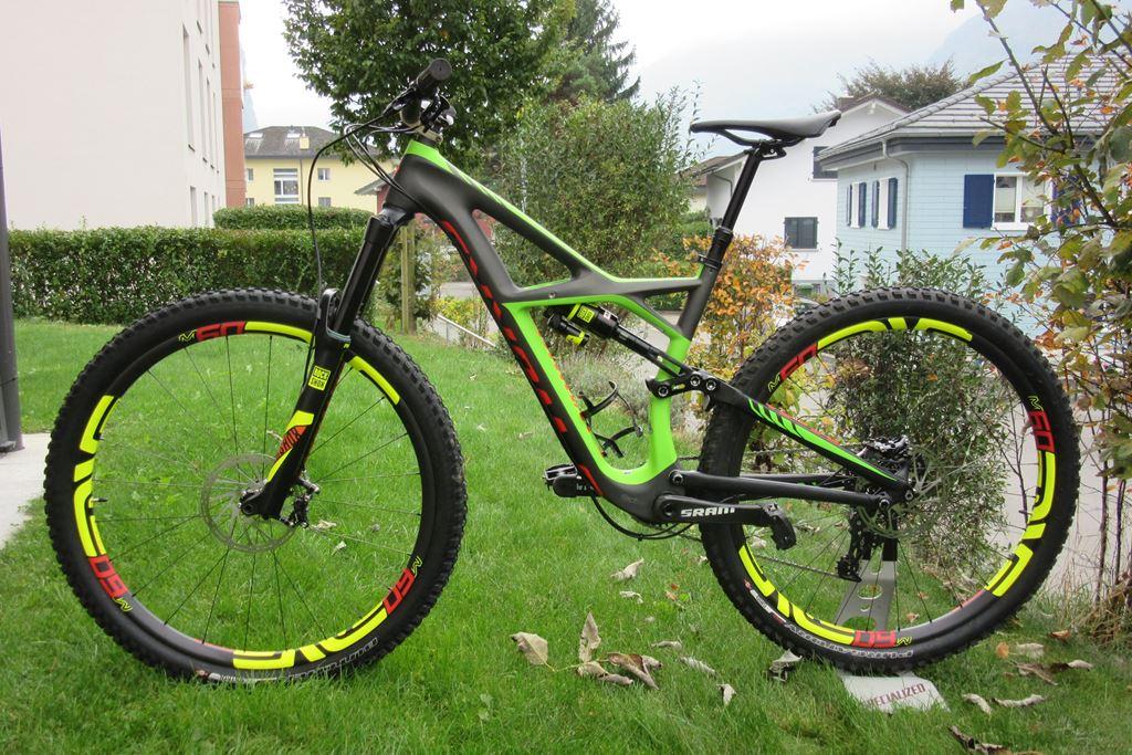 MTB 38mm Lenker, Griffe und mehr - bike-components