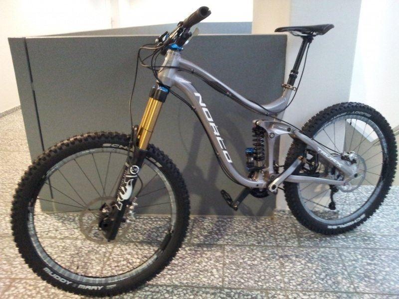 Norco Truax LE 2012 - Bike Gallery   Traildevils
